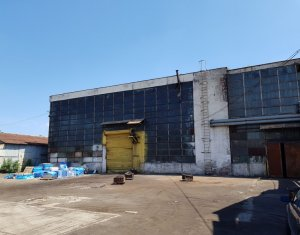 Industrial space for rent in Cluj Napoca, zone Gara