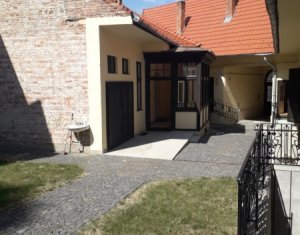 Birouri exceptionale, semicentral, 332mp, recent renovat, in vila interbelica