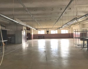 Industrial space for rent in Cluj-napoca, zone Someseni