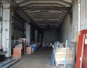 Industrial space for rent in Cluj-napoca, zone Gara