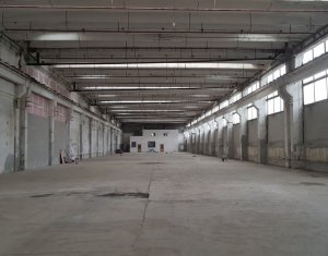 Industrial space for rent in Cluj-napoca, zone Iris